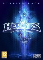Игры для PC Activision Blizzard Heroes of the Storm - Starter Pack, PC