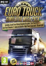 Игры для PC Wendros Euro Truck Simulator - Mega Pack, PC