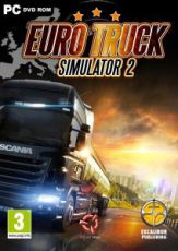 Игры для PC Wendros Euro Truck Simulator 2, PC