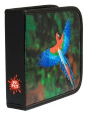 Портмоне PC PET на 24CD/DVD Bird